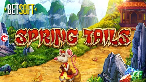 Play online Casino Spring Tails