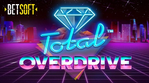 Play online casino 3D Slots Total Overdrive