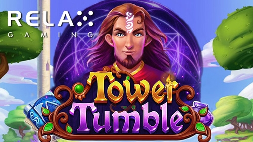Play online casino 3D Slots Tower Tumble