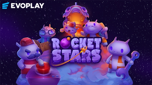 Play online Casino Rocket Stars