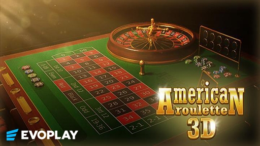 Play online casino Table Games American Roulette 3D