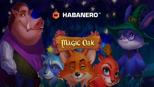 Play online Casino Magic Oak