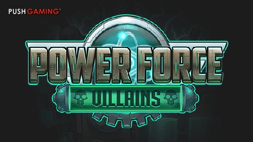 Play online casino Power Force Villains