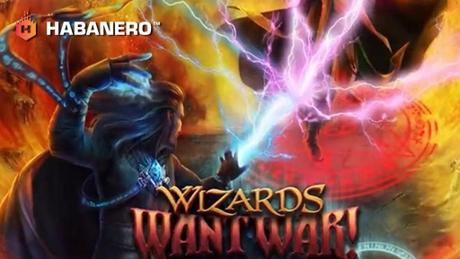 Play online Casino Wizards Want War