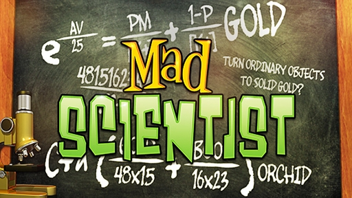 Play online Casino Mad Scientist