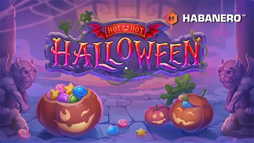 Play online Casino Hot Hot Halloween