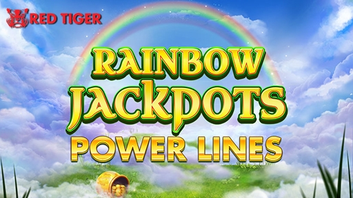 Casino 3D Slots Rainbow Jackpots Power Lines