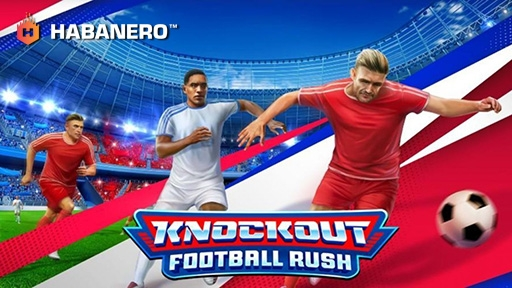 Play online Casino Knockout football rush