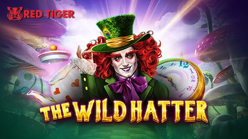 Play online casino The Wild Hatter