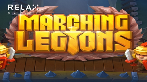 Play online Casino Marching Legions