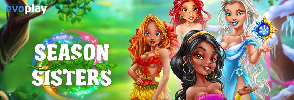 Season Sisters evoplay Entertaiment 3d slots