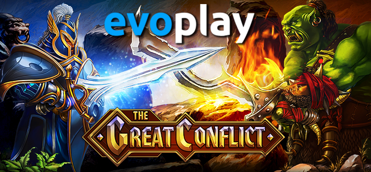 The Great Conflict by Evoplay Games