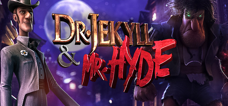Dr Jekyll Mr hyde Betsoft Gaming