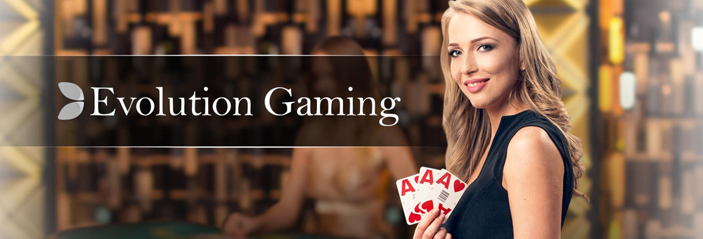 Evolution Live Roulette casino