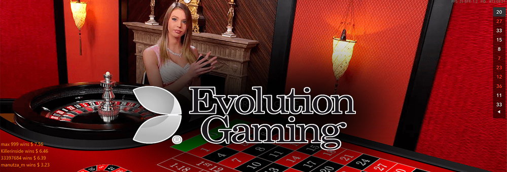Evolution Gaming Live Casino